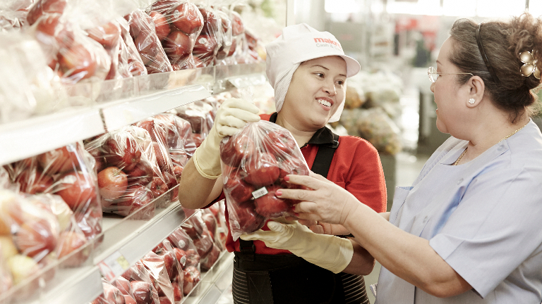 Section Manager - Fruit & Vegetable